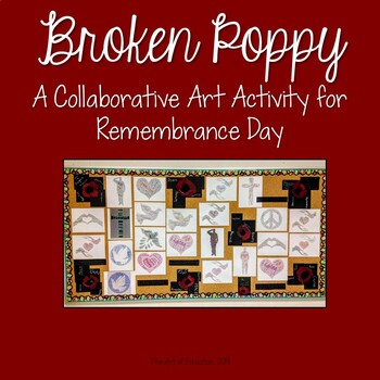Remembrance Day Collaborative Art Activity