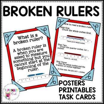 Broken Rulers: Measuring to the Quarter Inch