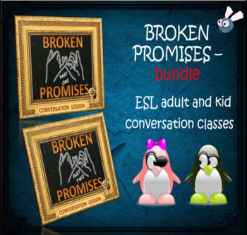 Broken promises bundle