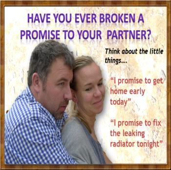 Broken promises – part two