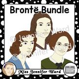 Brontë Sisters Clip Art BUNDLE