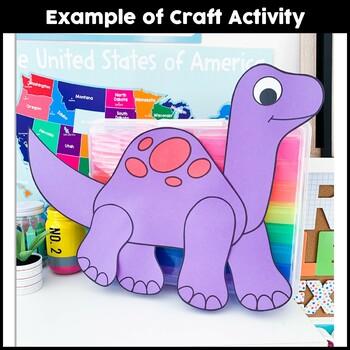 Dinosaur Craft {Brontosaurus}