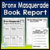 Bronx Masquerade Project