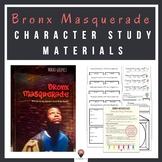 Bronx Masquerade: Character Study Materials