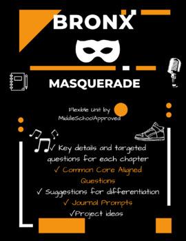 Bronx Masquerade Full Flexible Unit Plan (Designed for 7th