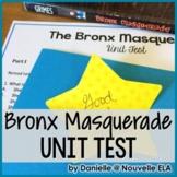 Bronx Masquerade Unit Test