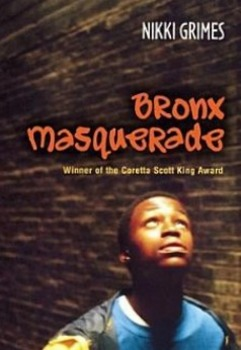 Bronx Masquerade by Nikki Grimes final book review assignment Gr. 8-9