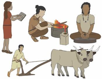 Bronze Age Clip Art