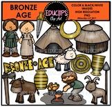 Bronze Age Clip Art Bundle {Educlips Clipart}