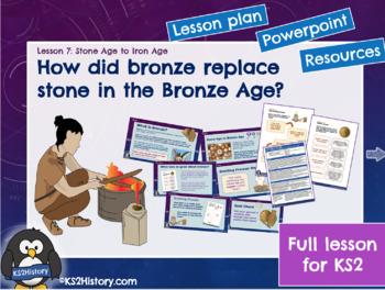 Stone Age to Iron Age Lesson 5: The Bronze Age