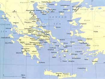 Bronze & Archaic Age GREEK ART PowerPoint