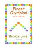 Bronze - Finger Olympiad (Beginning Piano)
