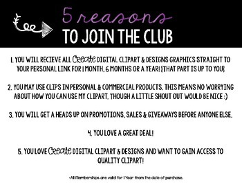 Bronze Membership Clup - Digital Clipart