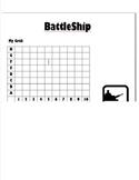 Brooke's Math Corner - BattleShip