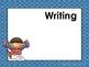 Brooklyn Daily Learning Targets Bulletin Board Set
