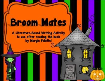 Broom Mates Literature-Based Writing Activity