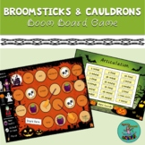 Broomsticks & Cauldrons: Halloween Boom Card Board Game fo
