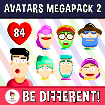 Brothers And Sisters - Megapack (Bundle) Clipart