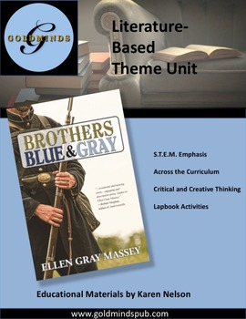 """Brothers, Blue & Gray""  Theme Unit"