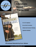 """""""Brothers, Blue & Gray""""  Theme Unit"""