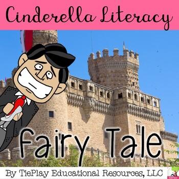 Brothers Grimm Cinderella Literacy  English Language Arts Center Station