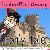 Brothers Grimm Cinderella Literacy  English Language Arts