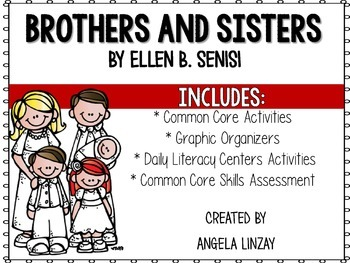 Brothers and Sisters: Aligning Houghton Mifflin 2nd Grade