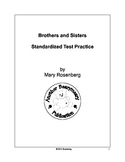 Brothers and Sisters Standardized Test Practice