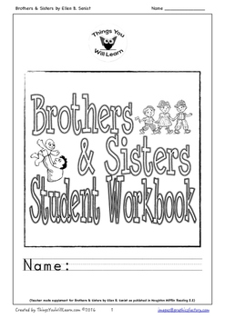 Brothers and Sisters Student Workbook