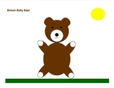 Brown Baby Bear