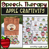 Brown Bag Apples: Language and Articulation Craftivity