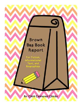 Brown Bag Book Report