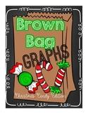 Brown Bag Graph Christmas Candy Edition
