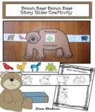 Brown Bear Activities Sequencing Brown Bear Storytelling S