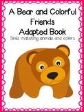 Brown Bear Adapted Book