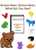 Brown Bear Adapted Story & Activities for Early Childhood,