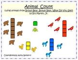 Brown Bear Animal Count
