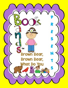 Brown Bear BookBands Headbands {Retelling and Sequencing}