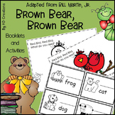 Brown Bear Brown Bear Activities for Kindergarten
