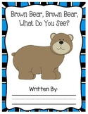 Brown Bear, Brown Bear Activity Book