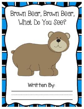 Brown Bear, Brown Bear Activity Book