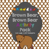 Brown Bear, Brown Bear Activity Pack