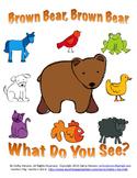 Brown Bear Brown Bear Activity Unit