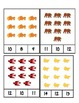 Brown Bear Brown Bear Count and Clip Cards #1-24
