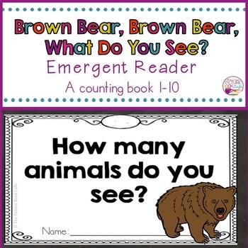 Brown Bear, Brown Bear Emergent Reader