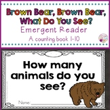 Brown Bear, Brown Bear Emergent Reader