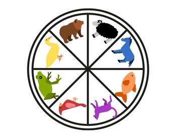 Brown Bear, Brown Bear Interactive Book Companion Unit