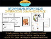 Brown Bear, Brown Bear Interactive Book Companion Unit