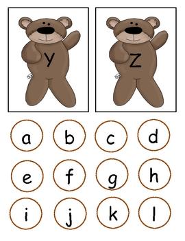 Brown Bear, Brown Bear Literacy Activities