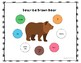 Brown Bear Brown Bear Speech and Language Companion